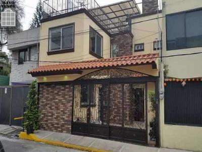 Casa Sola En Paseos De Churubusco, Rio Tonala
