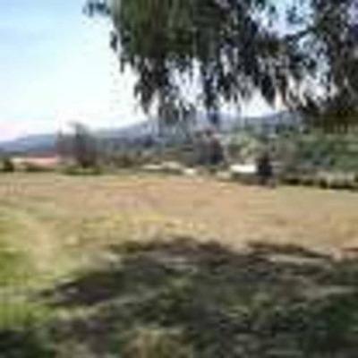 Terreno En Santa Ana Jilotzingo, San Miguel Tecpan