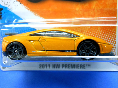 2011 hot wheels premiere lamborghini gallardo lp 570 4 super en mer. Black Bedroom Furniture Sets. Home Design Ideas