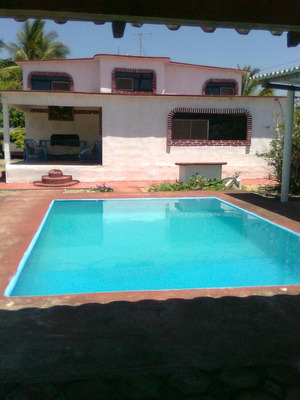 Rento Casa En Barra De Coyuca