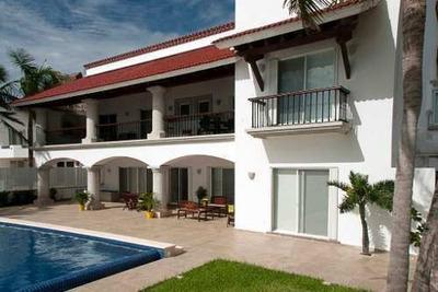 Casa Sola En Puerto Ju¿rez, Punta Sam