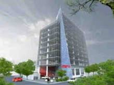 Edificio Nuevo, En Obra Gris, Piso 10 Con 850 M2 Espn