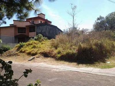 Terreno En Colinas Del Bosque, Av. La Malinche P-2
