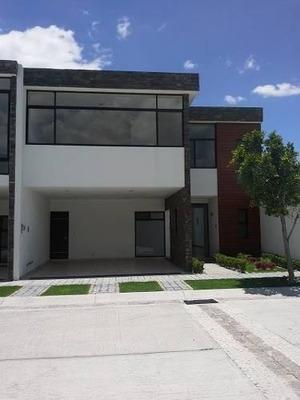 -- Rcr159n-287 -- Hermosa Residencia Nueva En Renta, En U
