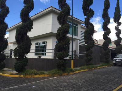 Hermosa Residencia Moderna. Con Acabados De Lujo