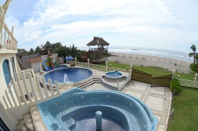 Casa Con Playa Privada Hospedaje 40 Personas Y Eventos