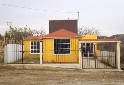 Casa En Atlatlahucan Morelos, Acepto Terreno O Camioneta