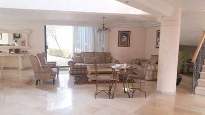 Casa En Condominio En Tecamachalco, Av. De Las Fuentes