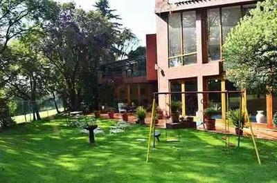 Casa Sola En Club De Golf Chiluca, Versatilidad Con Estilo,