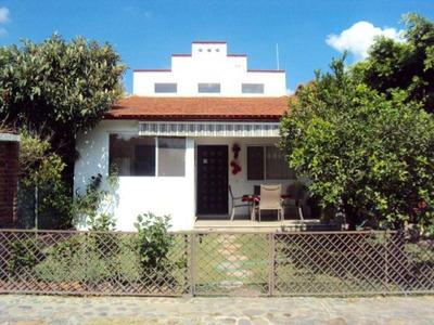 Casa En Renta En Oaxtepec (olc-1002)