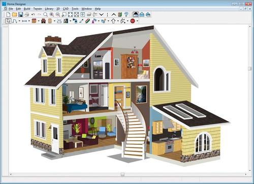 3d home design software para dise o de casa y jardin en 3d - Diseno de casa y jardin 3d ...