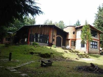 Casa Sola En Santo Tomás Ajusco, Segunda Cerrada De Acueduct