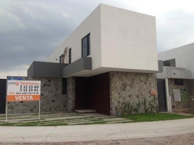 Casa Sola En Cañadas Del Lago, Lago Sayula