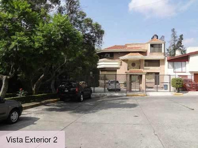 Casa Sola Privada Con Vigilancia En Satélite Circuito Poetas