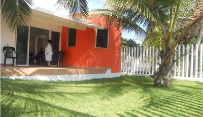 Casa De Playa Frente Al Mar En Cuyutlan Armeria Colima