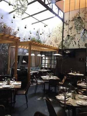 Polanco Traspaso De Restaurante De 1° Nivel
