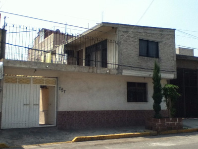 Bonita Casa En Ciudad Nezahualcoyotl
