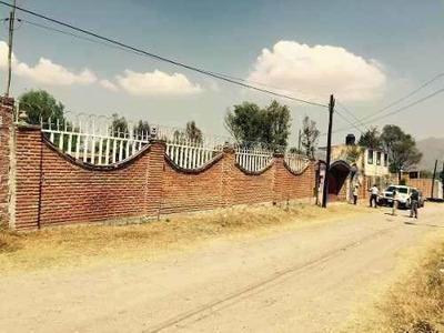 Casa Sola En Santiago Cuautlalpan, Fraccionamiento El Mirador Hortensia
