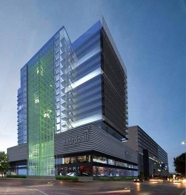 Edificio Nuevo, En Obra Gris, Piso 4 Con 575 M2, Metropat2