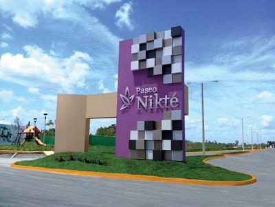 Desarrollo Paseo Nikté, Departamentos En Venta En Cancún