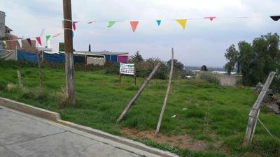Excelente Terreno En San Martin Tepotzotlan