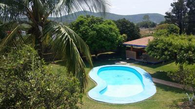 Casa De Campo Para Renta, Jardin, Alberca
