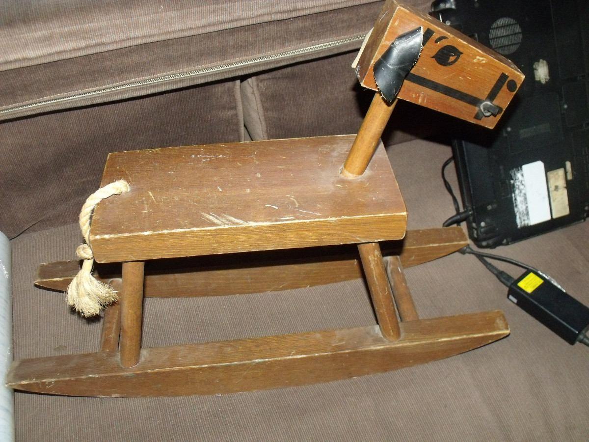 Antiguo caballito de madera en mercado libre - Caballito de madera ikea ...
