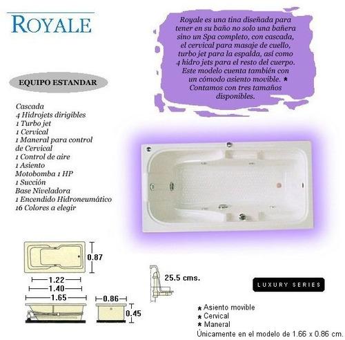 Tinas De Baño Sin Empotrar:Op4 Tina De Baño Sin Hidro Izuzzu Royale 1 Para 1 Pers – $ 4,03216