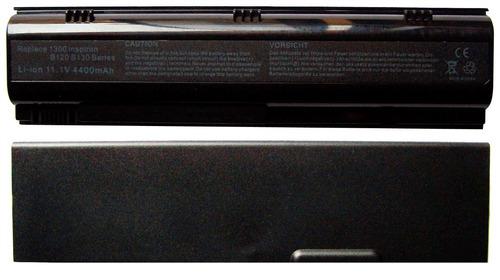 batería dell inspiron 1300, b120, b130, 120l series dme