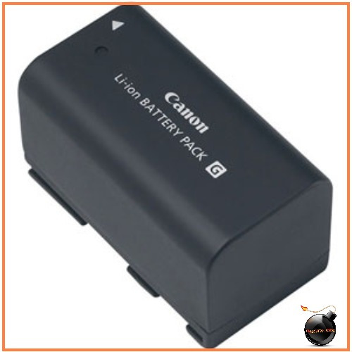 bateria li-ion bp-970 canon xl h1, xl1, xl-1, xl1s, xl-1s