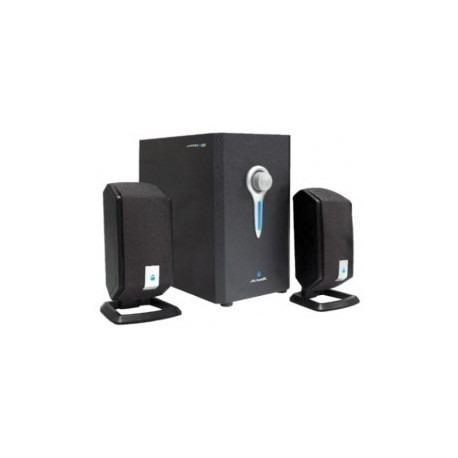bocinas acteck aubo-070 multimedia 2.1 axf-200 negro