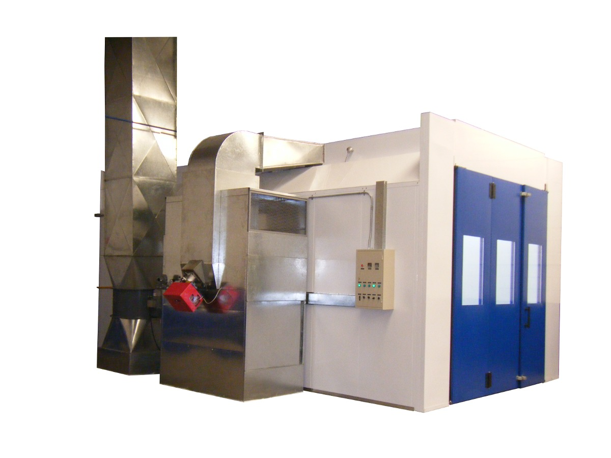Cabina De Baño Mercado Libre:cabina de pintura automotriz