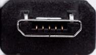 cable micro usb para camara digital samsung st75 st76 st77