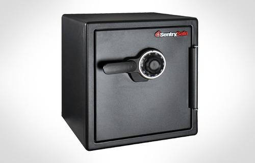 caja fuerte 34.8 litros sentry safe sfw123ctv