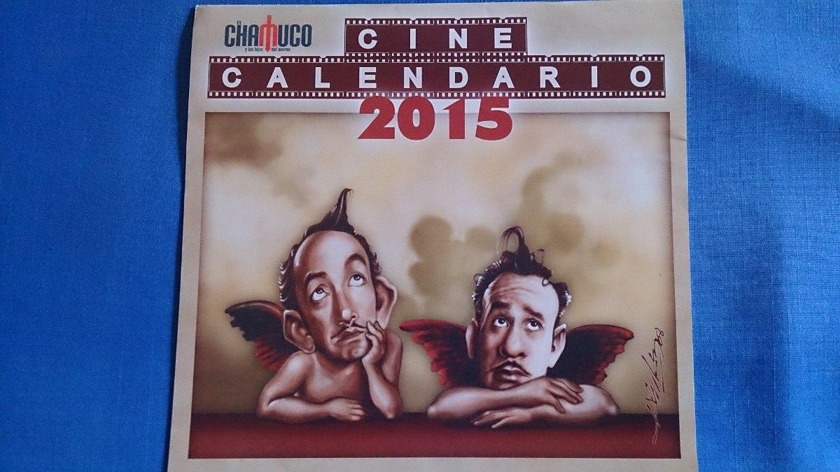 Calendario 2015. Actores Del Cine Mexicano Caricaturizados. - $ 120.00 ...