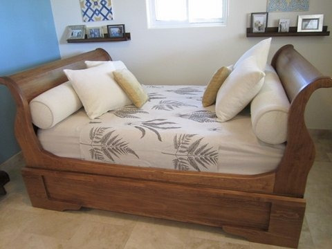 cama sillon estilo restauration hardware,cama extra abajo