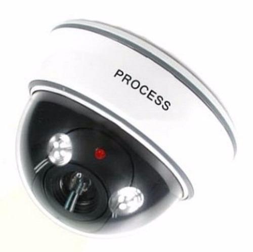 C mara de seguridad y de vigilancia falsa forma de domo - Camaras de seguridad falsas ...