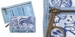 cartera/monedero+ llavero jordi labanda.trendy y fashion.flr