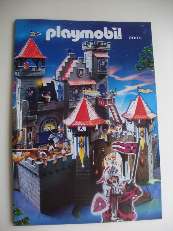 catalogo de juguetes playmobil 2005 1 en