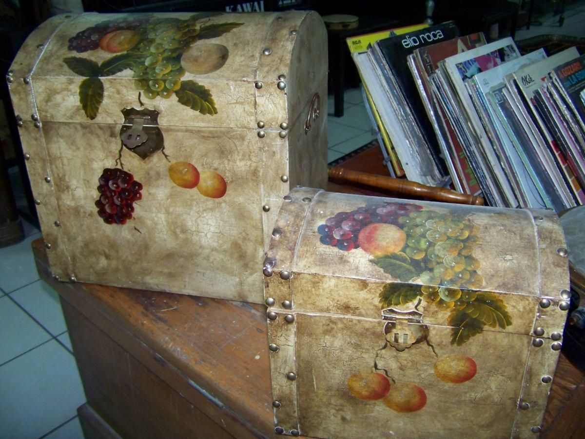 Coleccion de baules antiguos u s en mercado libre - Baules antiguos ...