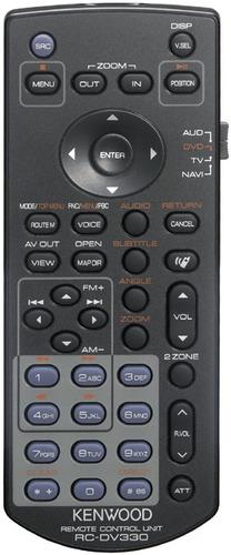 control kenwood rc-dv330 rc-dv331