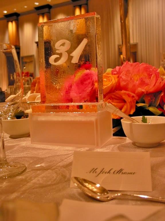 Decoracion para centros de mesa en hielo en mercado libre - Decoracion centro de mesa ...