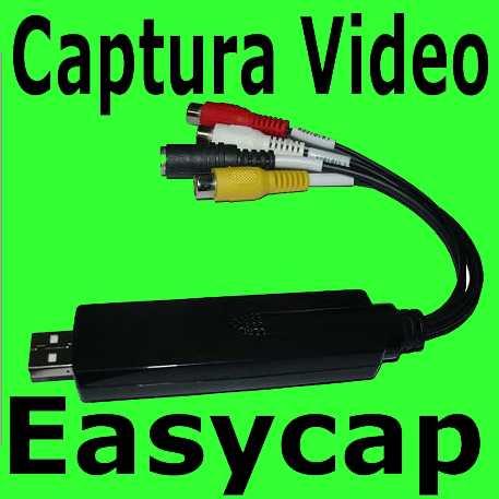 Easycap audio