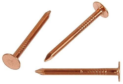 El clavo hillman group 42080 cobre slating 1 en - Clavos de cobre ...