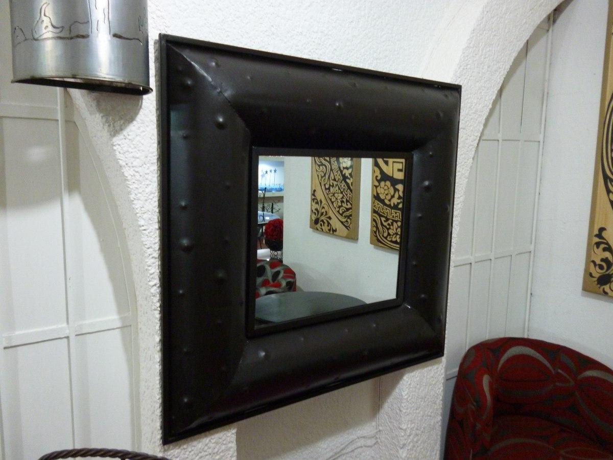 Espejos decorativos de metal 1 en mercado libre - Comprar espejos decorativos ...
