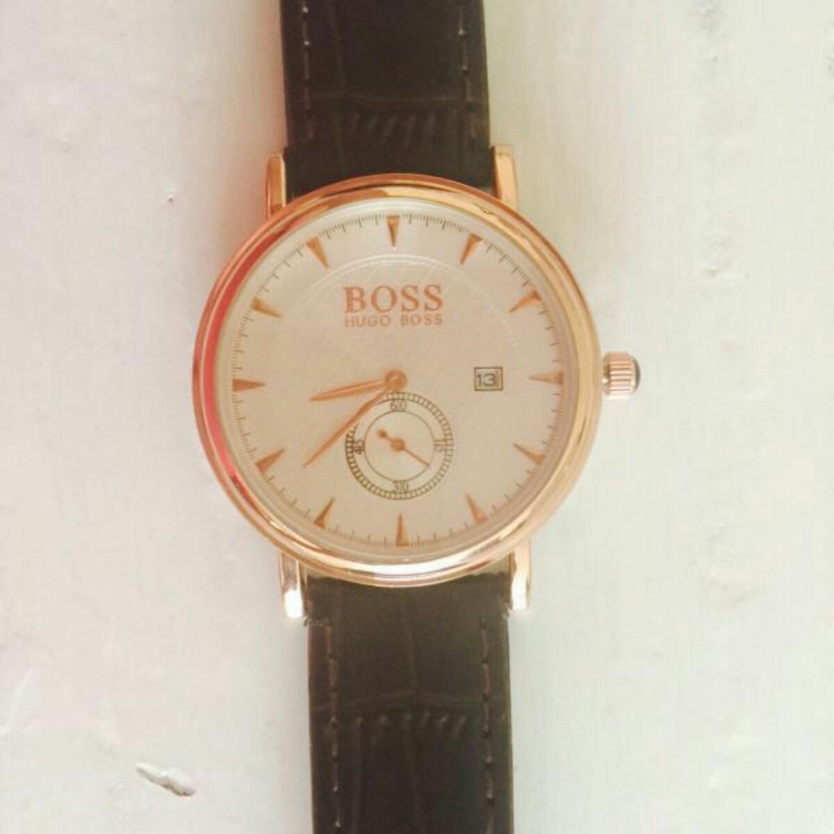 2a64b3e15334 reloj hugo boss mercado libre mexico
