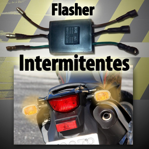 intermitentes flasher para fz16, fazer fz s yamaha