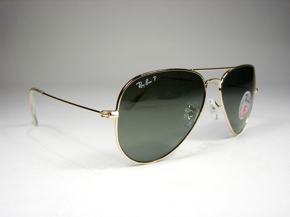 lentes de sol ray ban aviator mercadolibre