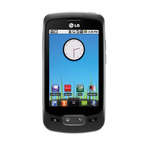 lg optimus one p500h android wifi 3.2 3mp sms