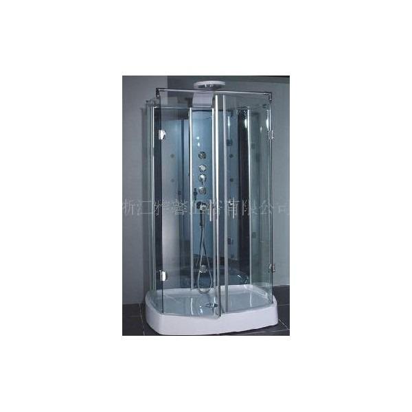 Cabina De Baño Mercado Libre:maa cabina de regadera c/hidromasaje, base y cristal de 6mm